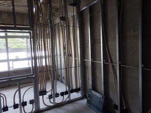 富士見台小学校改修に伴う電気設備工事