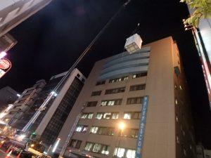 万世橋警察署(29)防災電源改修工事