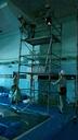 サンソウゴビル スポーツクラブ プール照明改修
